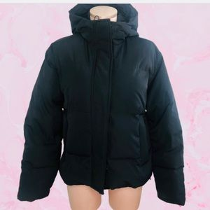 EVERLANE Renew Short Puffer Coat